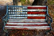 American Pride Photos - Stars and Stripes by M J Glisson