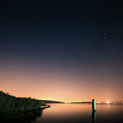 Pole Prints - Stars In Sky Print by Andreas Levers