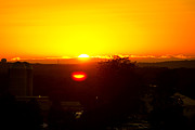 Awsome Prints - State College Sun Set Print by Gallery Three