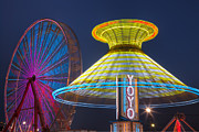 Augusta Framed Prints - State Fair II Framed Print by Clarence Holmes