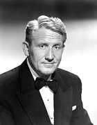 Colbw Photo Framed Prints - State Of The Union, Spencer Tracy, 1948 Framed Print by Everett