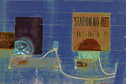 Oxidart Photo Framed Prints - Station No. 12A X-ray Framed Print by Robert Glover