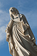 Y120907 Art - Statue Madonna Di Lourdes by Driendl Group