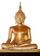 Worship Sculptures - Statue of Buddha by Pichaya Punyakhetpimook