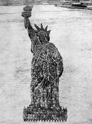 Homage Photo Posters - Statue Of Liberty, 1918 Poster by Granger