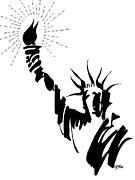 Farah Faizal - Statue Of Liberty