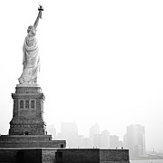 America Photography Prints - Statue Of Liberty Print by Image - Natasha Maiolo