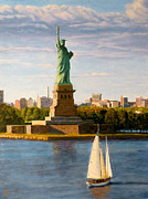 Joe Bergholm - Statue of Liberty