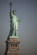 Liberty Island Prints - Statue Of Liberty, New York, Usa Print by Stocktrek Images
