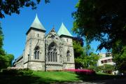Worship Photo Originals - Stavanger Cathedral by Terence Davis