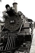 Steam Engine 464 Print by Scott Hovind