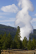 Dustin K Ryan - Steam From Geyser...