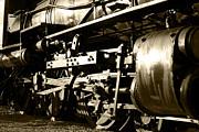 Steam Power II Print by Ricky Barnard