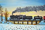 Stephen Ponting - Steam Train One from...