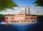 Valerie Chiasson-Carpenter - Steamboat on the...