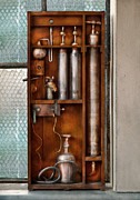 Sdr Photos - SteamPunk - The Invention  by Mike Savad