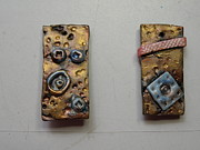 Megan Brandl - Steampunk Earrings 1...