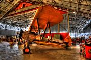 Stearman Framed Prints - Stearman II Framed Print by Jason Evans