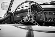 Historic Country Store Framed Prints - Steering Wheel ll Framed Print by Hideaki Sakurai