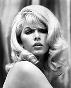 1960s Hairstyles Photos - Stella Stevens, C. 1966 by Everett