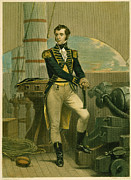 19th Century America Metal Prints - Stephen Decatur Metal Print by Granger