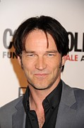 Ballroom Posters - Stephen Moyer At Arrivals Poster by Everett