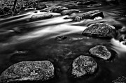 Stepping Stones Prints - Stepping Stones Print by Ian Dean