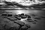 Long Island Photographs Posters - Stepping Stones II Poster by Rick Berk