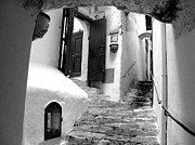 Town Photo Originals - Steps by Sorin Ghencea