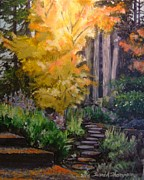 Steps Painting Originals - Steps by Terri Thompson