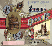 Sterling Art - Sterling Organ Company by Granger