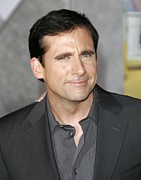 El Capitan Theatre Framed Prints - Steve Carell At Arrivals For Dan In Framed Print by Everett