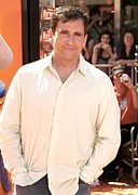 Horton Framed Prints - Steve Carell At Arrivals For Horton Framed Print by Everett