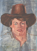 Berkshires Paintings - Steven by Len Stomski