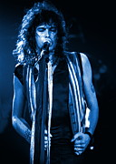 Aerosmith Art - Steven Tyler in Spokane 17A by Ben Upham