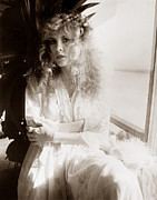 Fleetwood Mac Framed Prints - Stevie Nicks 11x14 Framed Print by Chris Walter