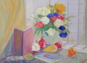 Barbara Anna Knauf - Still Life by Window