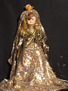 Etc. Mixed Media - Still Life Doll by HollyWood Creation By linda zanini