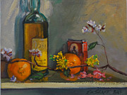 Booze Originals - Still Life  by Ed  Slack
