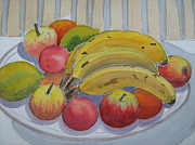 Bananas Originals - Still life  by Heidi Brummer
