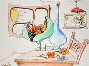 DENNY CASTO - Still life in the home