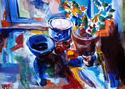 First Art Show - Still Life by John Gholson