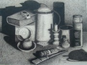 Still Life Print by Mohamed Bangura