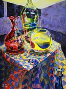 Danny House Prints - Still Life Transparency Print by Daniel Gouws