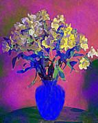 Kate Farrant - Still Life Vase of Flowers No 2