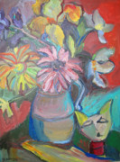 Marlene Robbins - Still Life with an...