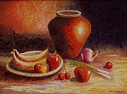 Gene Gregory - Still life with fruit