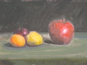 Low Angle View Originals - Still Life With Fruit by Pamela Preciado