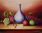 Gene Gregory - Still life with jug