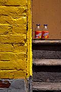 Art Ferrier Metal Prints - Still Life With Snapple Metal Print by Art Ferrier
